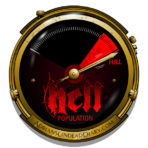 Hell Gauge Sticker