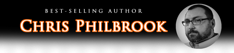 Chris Philbrook Author